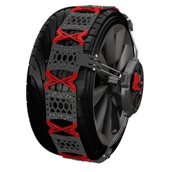 Chaines a neige Premium grip taille 140